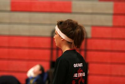 Girls JV Basketball - 2008-2009 - 2/11/2009 Manistee