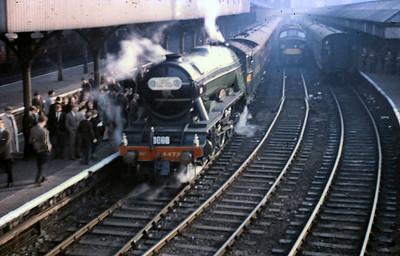 SLS (N-West area) Manchester Loco Society G.C.R. Railtour 18/4/64