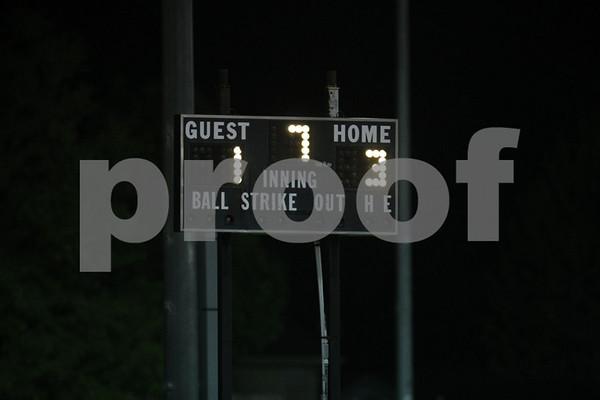 Varsity-Oak Grove vs St. Pius X 5-16-09