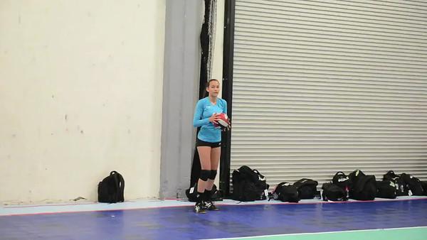 A - Girls Volleyball