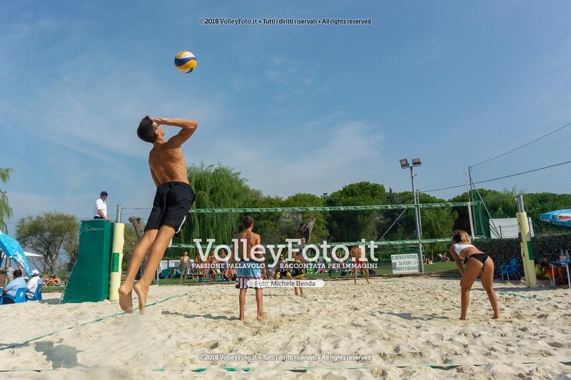 presso Zocco Beach , 25 agosto 2018 - Foto di Michele Benda per VolleyFoto [Riferimento file: 2018-08-25/_DSC2348]