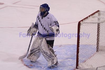 BHS Hockey vs Framingham 2014 Tournament