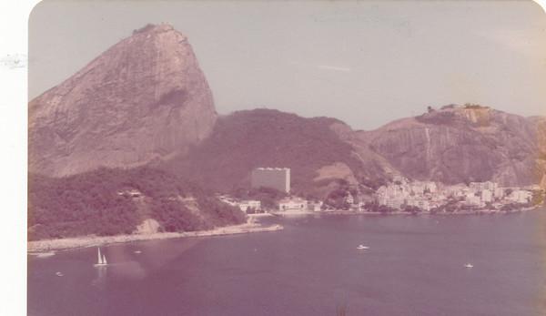 Rio de Janeiro (antes viagem ISLANDS)