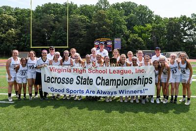 Girls Lacrosse: Marshall vs. Potomac Falls 6.11.16