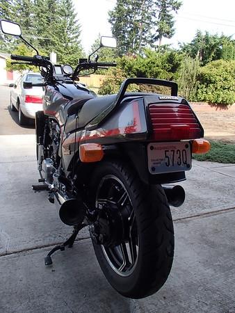 Honda V65 Sabre 30th BDay