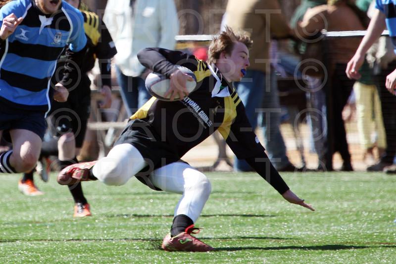 Providence High School Rugby Club, North Carolina