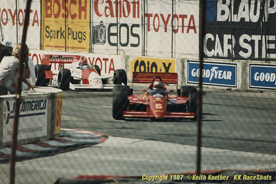 1987 Toyota Grand Prix of Long Beach