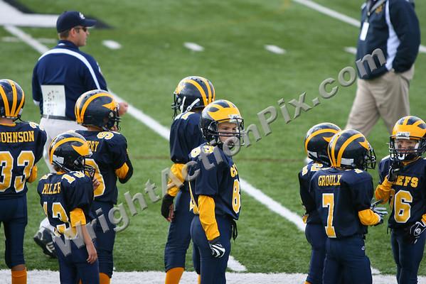 2008 10 04 Chiefs Freshman Blue Football Game