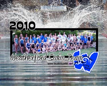 2010 Swim Season
