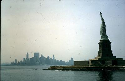Mordehai June & July 1964 - New York