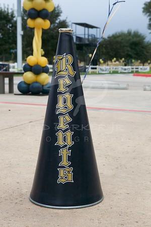 2012 Homecoming Pep Rally & Halftime