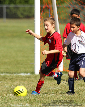 2012 Fall Soccer Lincolnshire Lightning Zachary