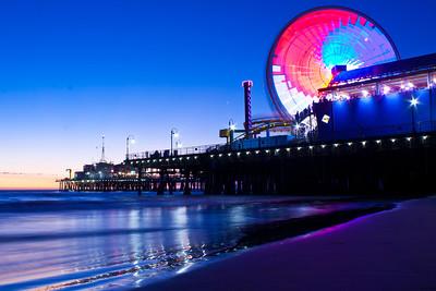 Santa Monica Pier 11.10.13