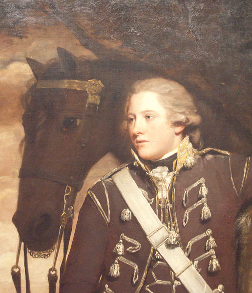 Captain Patrick Miller by Raeburn