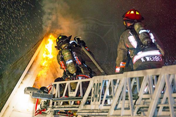 December 12, 2012 -2nd Alarm - 28-30 Follis Ave.