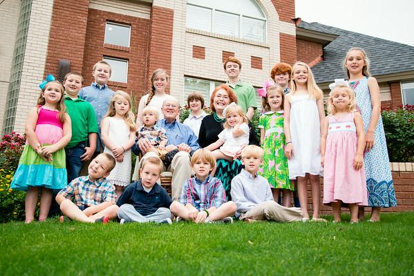 Eudaly Family