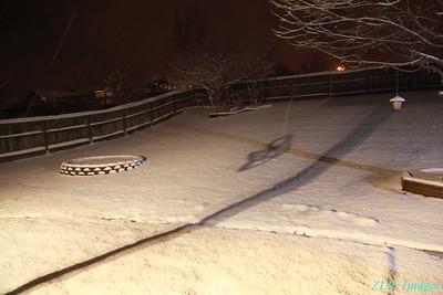Feb 25 2015 Snow
