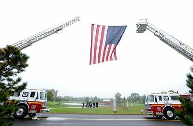 9/11 Memorial Ceremony in Broomfield