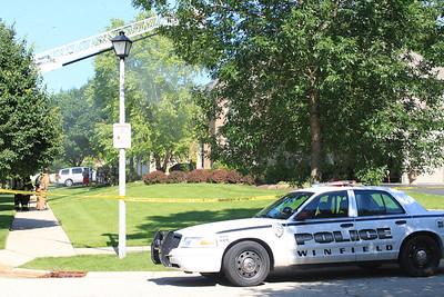 Winfield General Alarm Fire, June 22, 2010