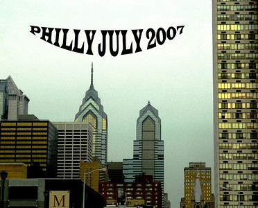 Dilly in Philly late July/August 2007