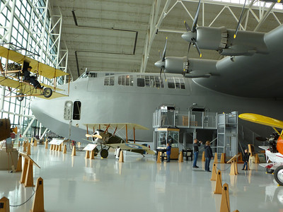 Evergreen Aviation & Space Museum - McMinnville, OR - 28 March '11