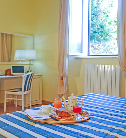 Hotel Navy Room 1