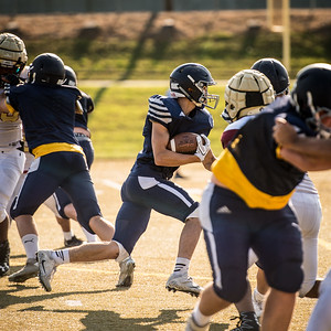 Sacred Heart Scrimmage - 8/30/17