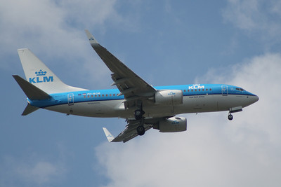 Boeing 737's of KLM