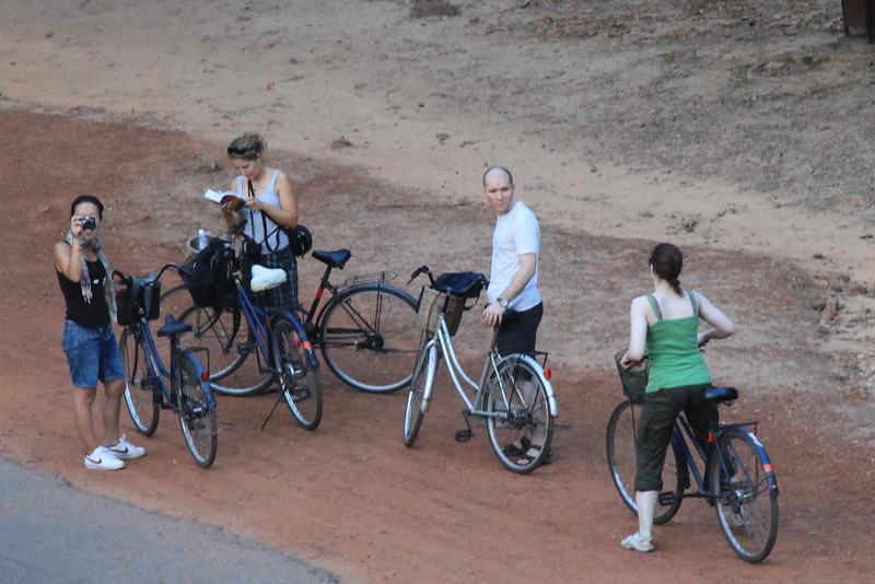 Wiczorna wycieczka rowerowa
