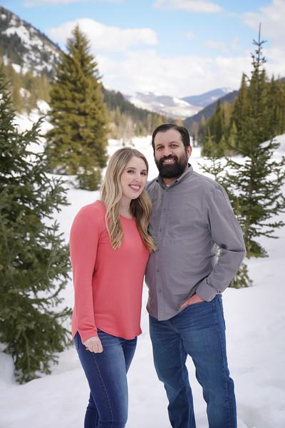 Jill and Joel Engagements