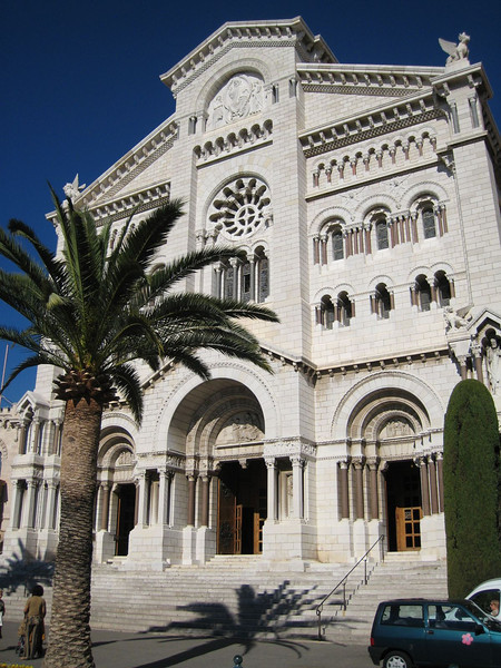 Monte Carlo - Cathedral