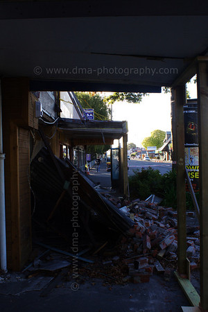 Christchurch - February 22nd quake damage