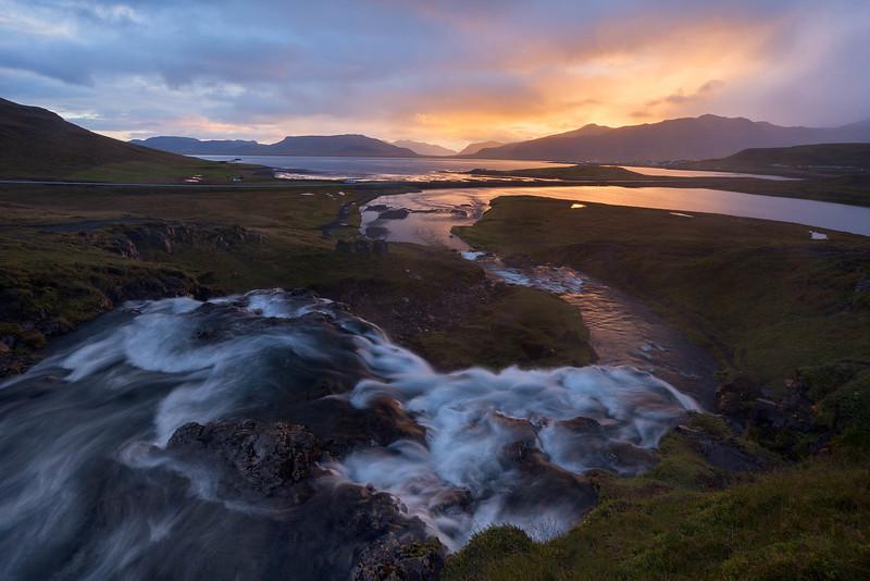 Grundarfjörður Sunrise