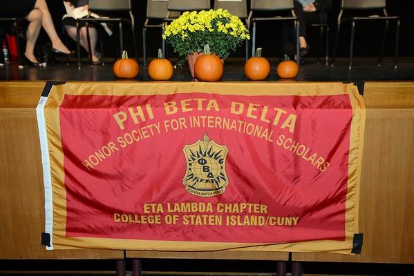 Phi Beta Delta 2015