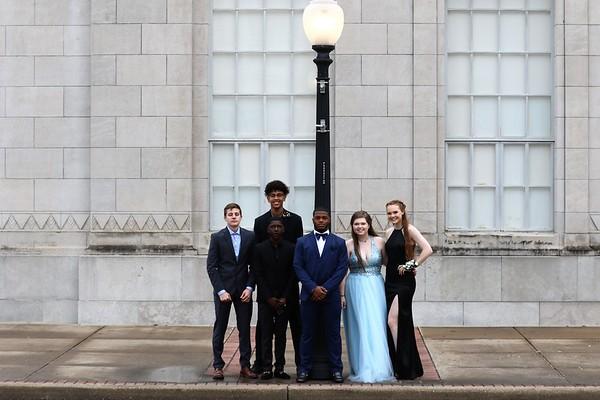 2019 Prom BHS