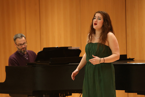 Opera class  - Bradley Moore visit