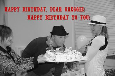 Happy Birthday, Greggie!