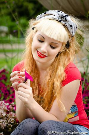 20110619 - Portia in Regent's Park