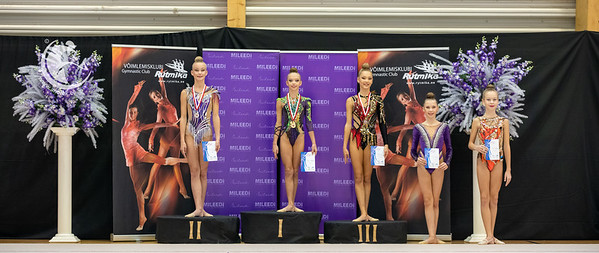Tartu Championships in rhythmicgymnastics 2021