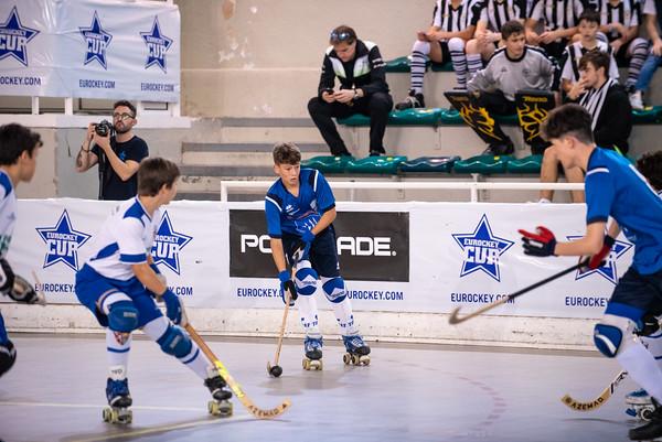 CD Paço De Arcos vs Hockey Trissino
