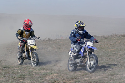 2008 Desert 100--Mini Race - Mostly Multiple Bikes