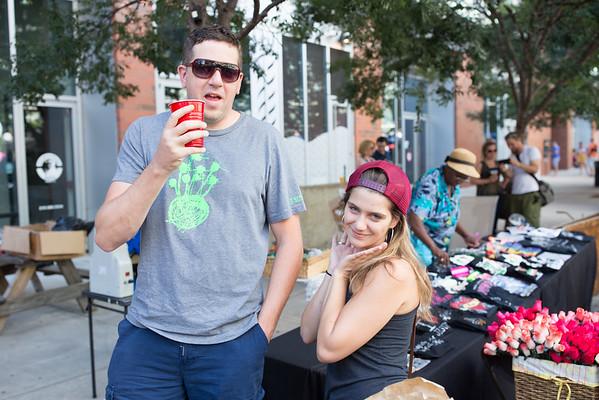 Piazza - 2nd Street Festival