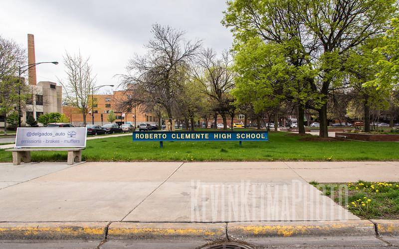 Roberto Clemente High School