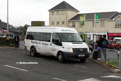 Portlaoise (Bus), 26-09-2017