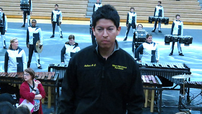 2013 Winter Drumline