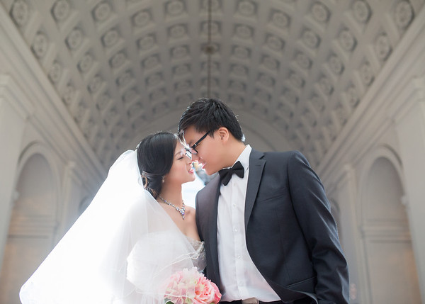 Hao & Alleria Pre-Wedding Retouched