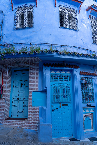 House in Chefchaouen, Morocco