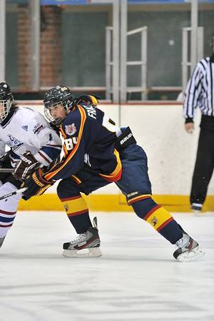 Thu 2000 Huron Perth Lakers vs Barrie Colts