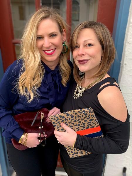 Jasmine & Mary S&D Photoshoot