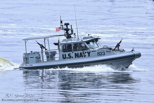 Security vessels